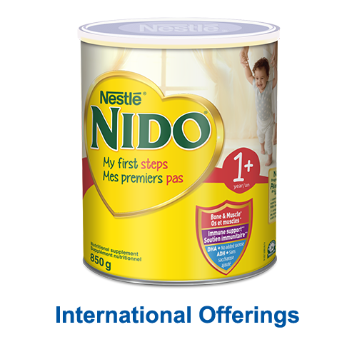 Nestlé® Nidop® 1+ Toddler Nutritional Drink